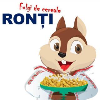 """""""RONȚI"""" – FULGII DE CEREALE CARE-ȘI MERITĂ LOCUL ÎN FARFURIA COPIILOR"""