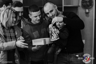 CONSTANTIN VATAMANIUC PERFECȚIONEAZĂ CONCEPTUL DE BARBER SHOP ÎN MOLDOVA
